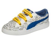 Minions X 'Basket Sneaker' blau / gelb / weiß