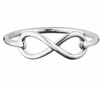 ring 'Infinity Unendlichkeitsschleife together forever C7375R/90/00'