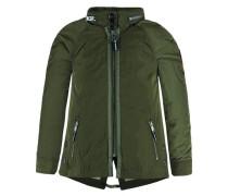 Jacke langärmlig grün