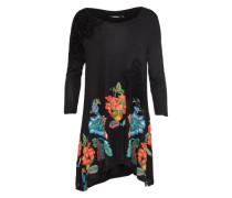Oversize Shirt 'ts_Amona' mischfarben / schwarz