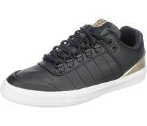 'Gstaad Neu Sleek' Sneakers gold / schwarz