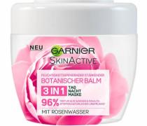 'Skin Active Botanischer Balm Rose' Gesichtspflege weiß