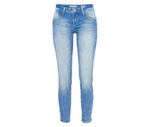 Jeans 'adriana Ankle' blue denim