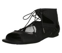 Sandale mit Neopreneinsätzen 'Munich' schwarz