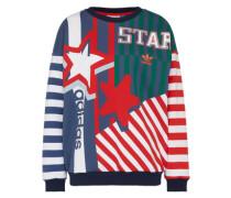 Sweater 'New York' mischfarben