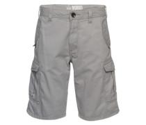 Shorts 'cargo bermuda' grau
