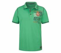 Poloshirt 'Piqué Qualität' mint