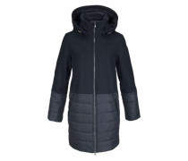 Wintermantel 'paulette' marine / navy