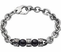 Edelstahlarmband 'steel Dx1104040' grau
