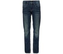 Regular fit Jeans nitcaj blau