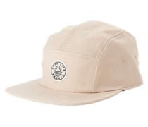 Cap 'Austin' beige / weiß