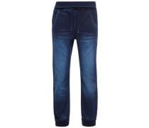 Loose Fit Jeans Pull-On- blau / blue denim