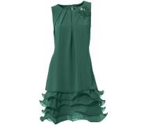 Cocktailkleid dunkelgrün