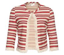 Jacke 'Aplar' rot / weiß