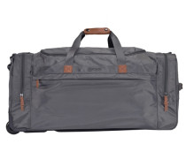 Cabrio NEW 6 2-Rollen Reisetasche 76 cm grau