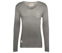 Shirt Post grau