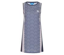 Tank-Kleid blau