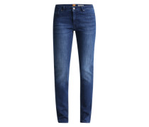 'Orange J20' Jeans blue denim