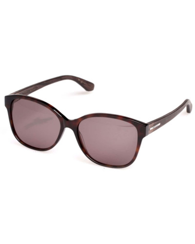 Sonnenbrille Damen mit Bügel aus Edelholzfurnier