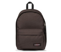 'Out of Office Rucksack' 44 cm Laptopfach braun