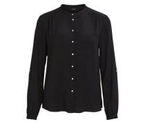 Feines Hemd schwarz