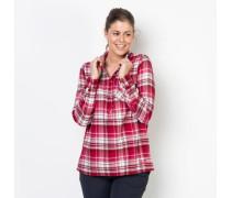Schlupfbluse 'grange Park Shirt' rot