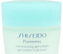 'Pureness Moisturizing Gel-Cream' Gesichtscreme türkis