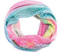 Tubular UV faded junior Bandana blau / gelb / pink