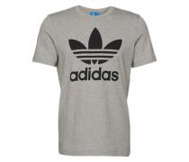 Shirt 'orig Trefoil T' graumeliert