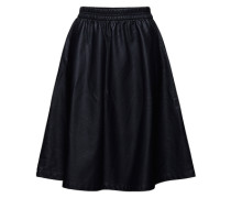 Rock in A- Linie 'Shirley Skirt' schwarz