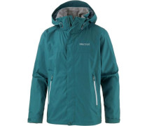 'Alpenstock' Outdoorjacke smaragd