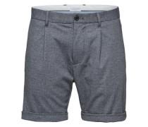 Klassische - Shorts graumeliert