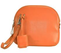 Fantastic 5 Umhängetasche Leder 19 cm orange