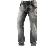 Carl Slim Fit Jeans Herren grau