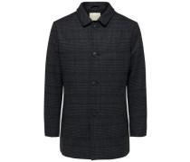 Klassischer Mantel dunkelgrau