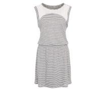 Sommerkleid im Leinen-Mix weiß