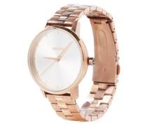 Armbanduhr 'Kensington' (Gehäuse: 33 mm) gold
