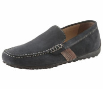 Slipper 'Snake Mocassin' graphit