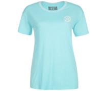 T-Shirt Core Plus blau