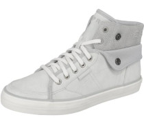 Star Sneakers grau