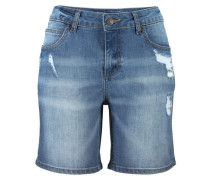 London Jeans-Bermudas blue denim