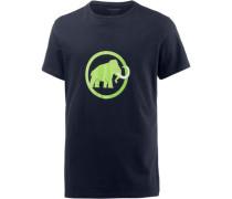 Logo T-Shirt marine