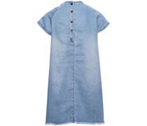 Jeanskleid nitbelga blau