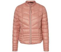 Stepp-Jacke pink