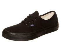 Sneaker Authentic schwarz