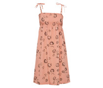 Sommerkleid 'Juliana 3' rostrot
