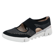 Sneaker 'Tri blossom' schwarz