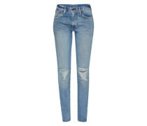 '505™ C' Regular Denim blau