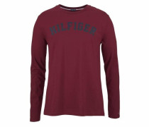 Langarmshirt »Cotton- icon Logo«
