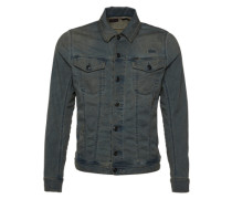 Jeansjacke aus Jogdenim 'Elshare-Ne' blau